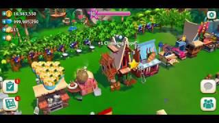 फार्मविले: ट्रॉपिक एस्केप मैक्स लेवल 80 गेम प्ले screenshot 2