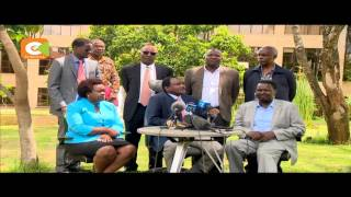 Kalonzo Musyoka amkosoa Fazul Mohamed