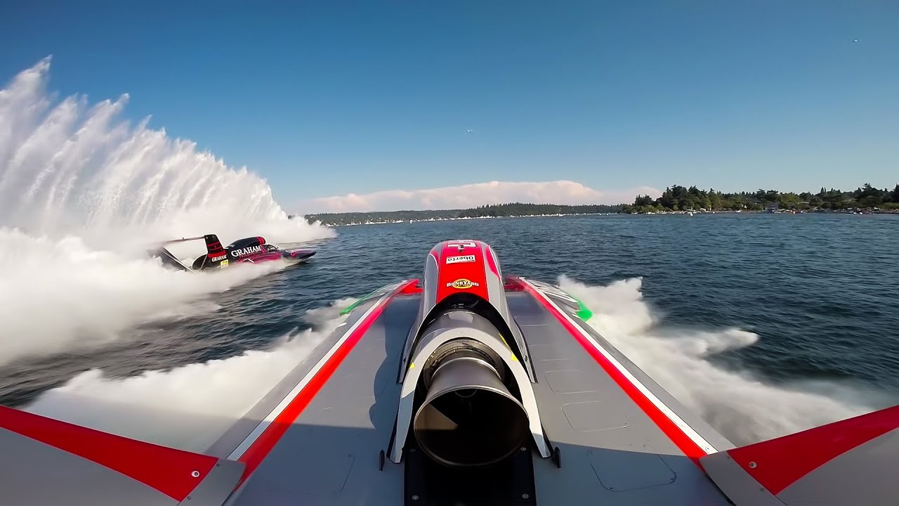 Gopro Fastest Hydroplane On Earth Youtube