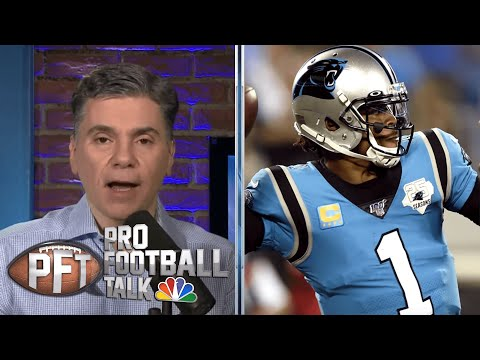 Which teams are best fit for Cam Newton?   Pro Football Talk   NBC Sports