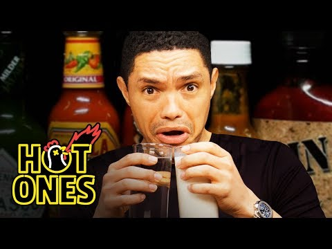 Deuce - Watch: Trevor Noah on Hot Ones