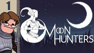 Let's Play Moon Hunters Co-op Part 1 - The Moon Goddess is Gone