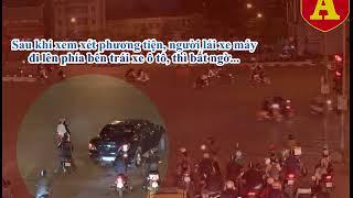[TNGT] Clip toàn cảnh vụ kéo lê người kinh hoàng ở ngã 6 Ô Chợ Dừa (quận Đống Đa, Hà Nội) | XTNow