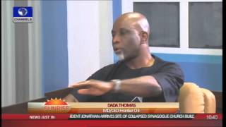 Adequate Power Generation Remains Our Aim At Frontier Oil - Dada Thomas pt.2
