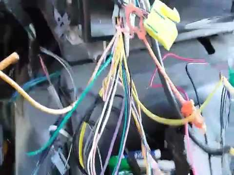 Jvc Kwv Radio Installation Part 2