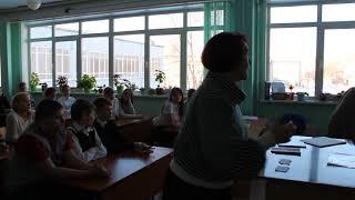 Единый урок истории Новосибирской области в Бердске
