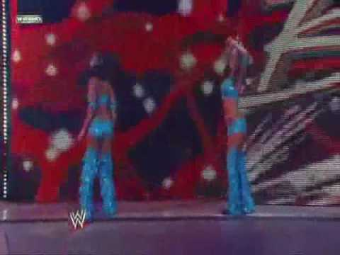 The Bella Twins (1st Theme)