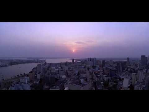 Abidjan comme jamais vu ...