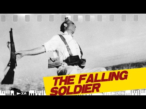 The Falling Soldier By Robert Capa - Still A Mystery! I ICONIC PHOTOGRAPHS #7