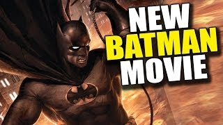 Upcoming New BATMAN Movie 2019!?!