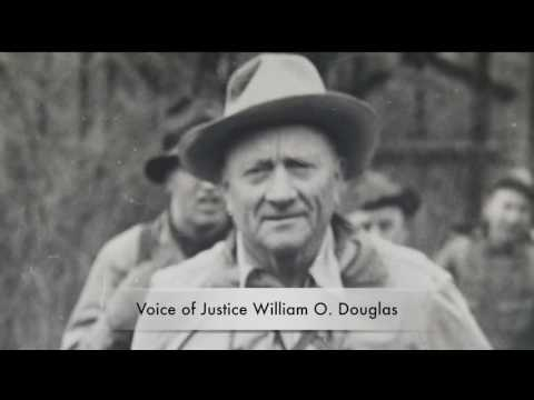 Preserving History through Exploration: Justice Douglas' Encounter with the Washington Post