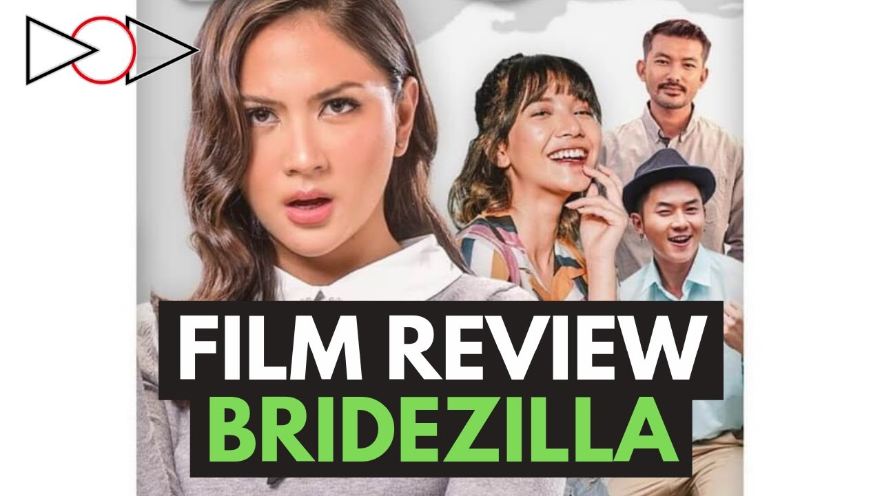REVIEW BRIDEZILLA, FILM PERTAMA LUCINTA LUNA