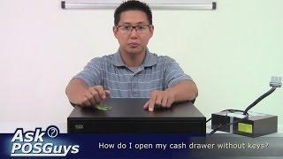Easy Pos Cash Drawer