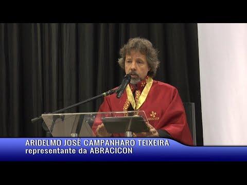 Pronunciamento do repres  da ABRACICON   Aridelmo José Campanharo Teixeira