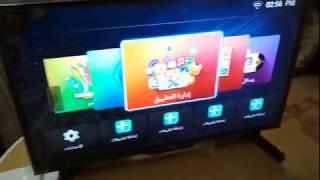 Unboxing Jac Smart TV