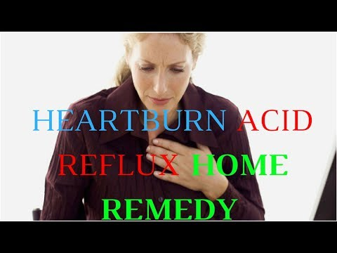 Heartburn acid reflux home remedy – What's the best selling acid reflux book?