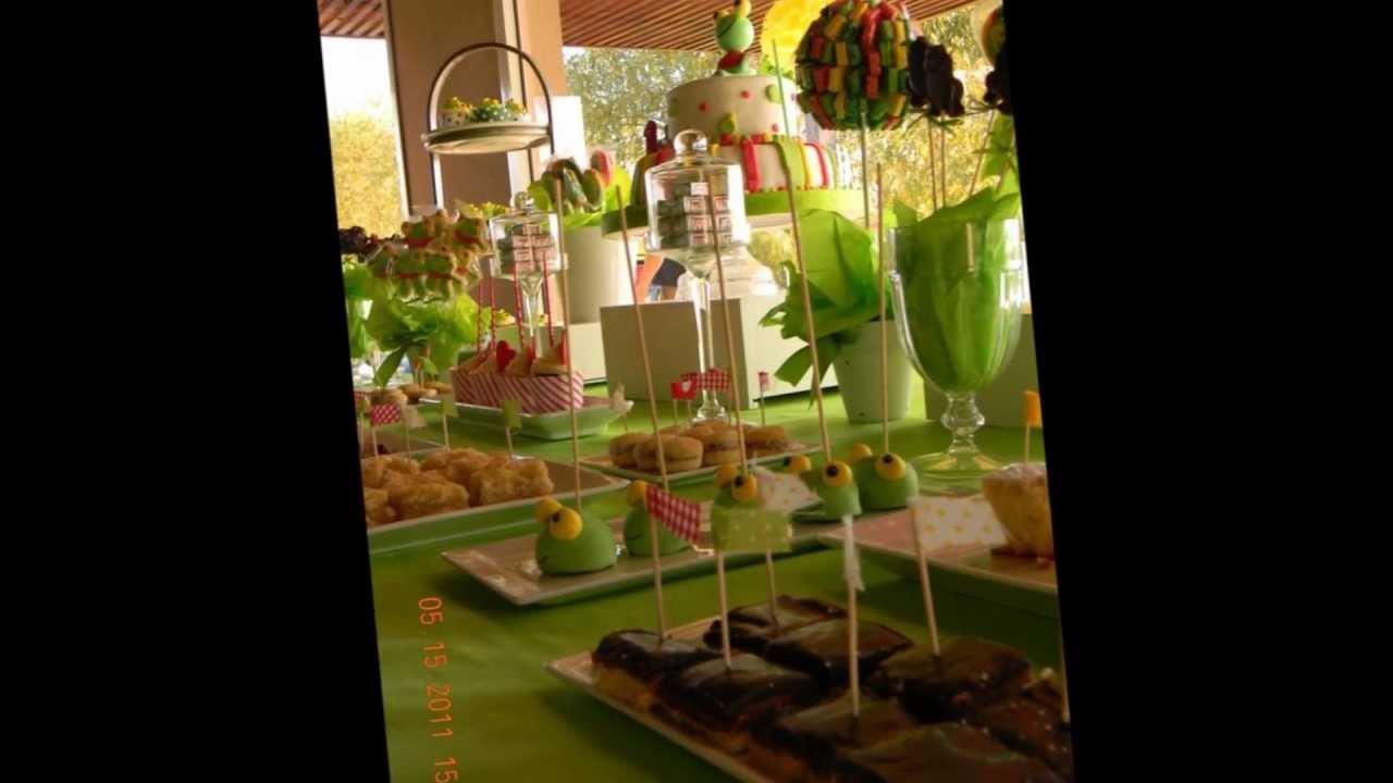 Cumplea os tematicos fiestas tematicas youtube - Ideas para fiesta 40 cumpleanos ...