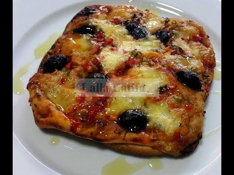 les crêpes-pizzas