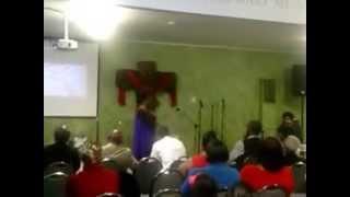 """Grateful"" Hezekiah Walker Praise dance"