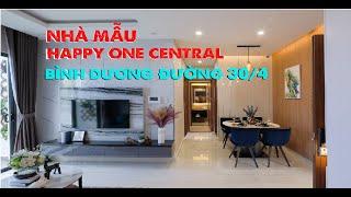 Khám Phá Nhà Mẫu Dự Án Happy One Central Bình Dương Đường 30/4 - Căn 1PN 49M2  [Happy One Central]