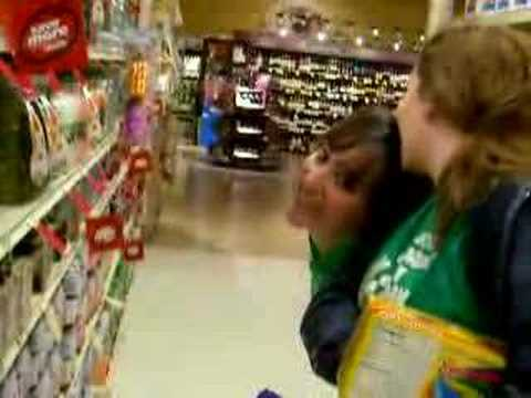 Adventures of Alix & Talia: Supermarket Fun!