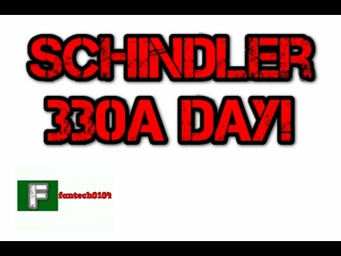 Happy 330A Day! Let's ride some Schindler 330A Elevators