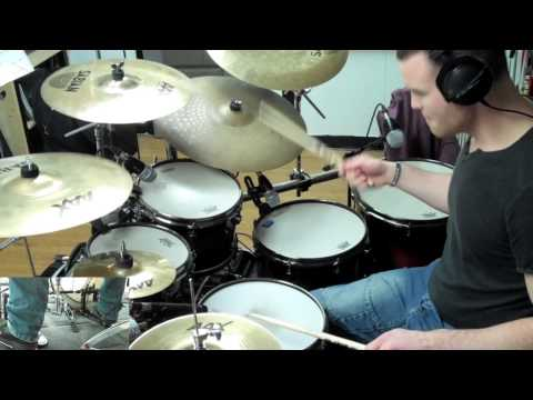 """Mind The Gaps"" Rockschool Grade 8 @ Dunx Drum School"