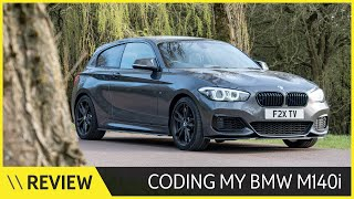 Coding a BMW M140i with Carly - Anyone can do it!