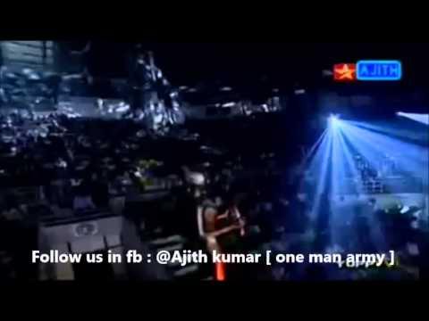 Thala Ajith Mass in Vijay Awards