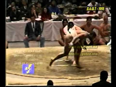 ododsport.mn Sumo World championship-1995