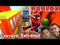 Spiderman en Subway Surfers | Carrera en Blox Surfers | Nuevo Juego para niños