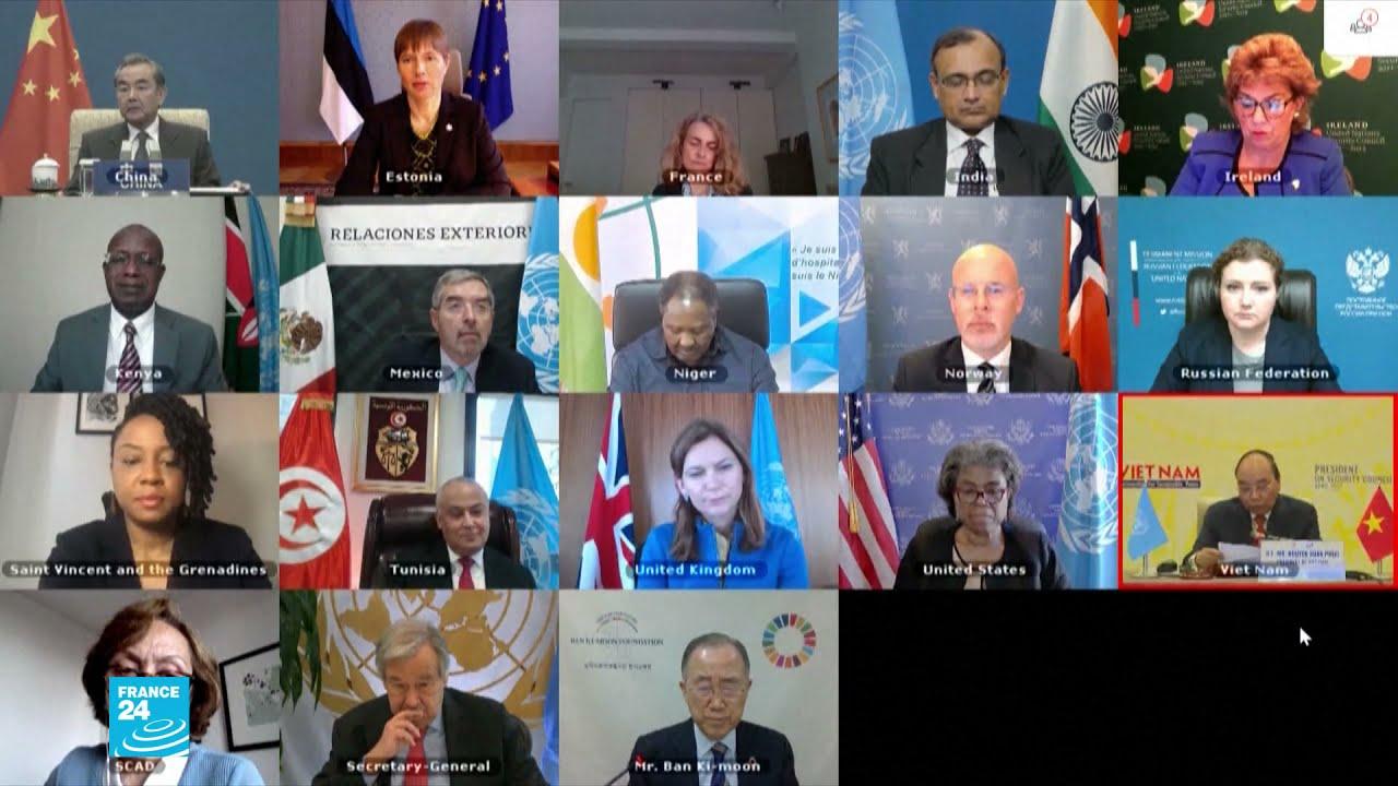 الأمم المتحدة تدعو لتحرك عالمي لمنع -الكارثة- في بورما  - 16:00-2021 / 4 / 20