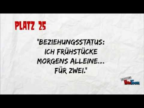 die 25 witzigsten whatsapp status spr che youtube. Black Bedroom Furniture Sets. Home Design Ideas