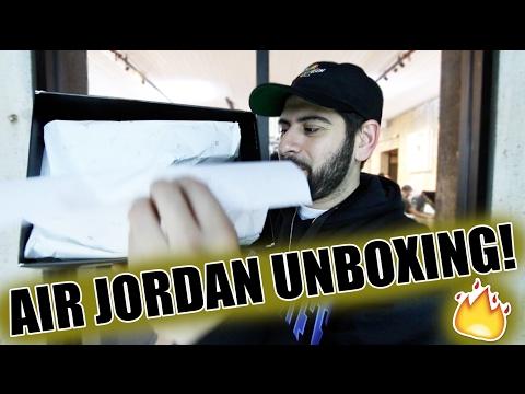 JORDAN GAVE ME THE SNEAKER OF THE YEAR!!! (INSIDE JORDAN STORE)