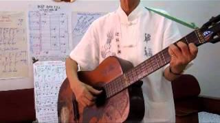 Hoc Guitar Bai 6   Dieu Blue   Don Xuan