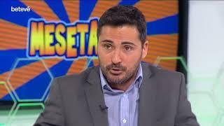 Los Mesetazos de Victor Lozano - La Porteria BTV [07/12/2017]