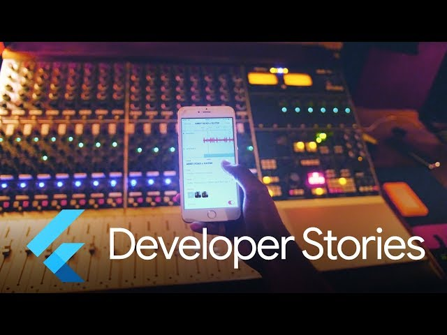 Abbey Road Studios (Flutter Developer Story)