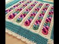 Crochet Patterns| for free |crochet baby blanket| 2178