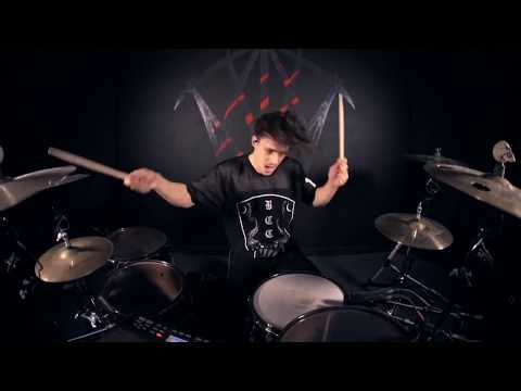 Best Drum Cover - Evanescence - Bring Me To Life