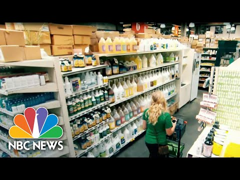 Instacart Delivery Workers Plan To Strike For Coronavirus Protections | NBC Nightly News