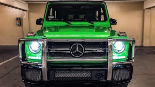 700 HP Mercedes-Benz SUPER SUV! TUNED AMG G63