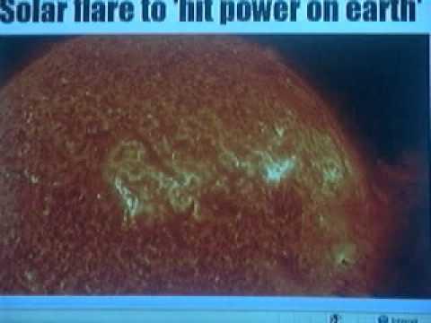 Solar Activity-Bilderberg Meeting-Earthquake Update-HAARP Oddity