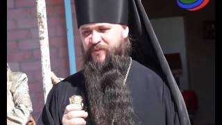 Епископ Махачкалинский и Грозненский посетил церковь в с.Терекли-Мектеб Ногайского района