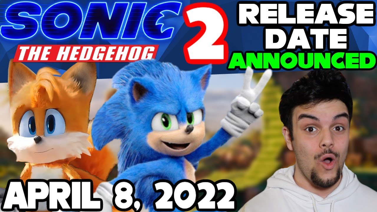 Sonic The Hedgehog Movie Sequel Release Date Announced Youtube