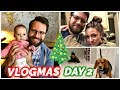 VLOGMAS DAY 2 | Late Night Cereal Dates & Lot's of Gigi Smiles
