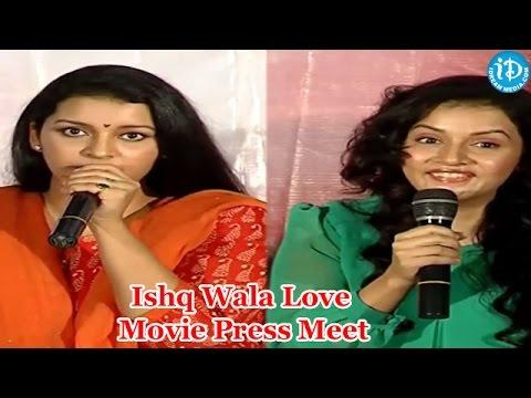 Ishq Wala Love Movie Press Meet - Adinath Kothare, Sulagna Panigrahi