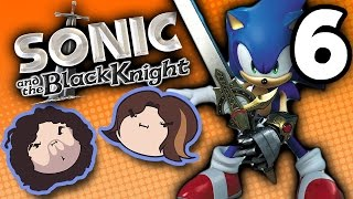 Sonic and the Black Knight: Wiggle for Victory! - PART 6 - Game Grumps