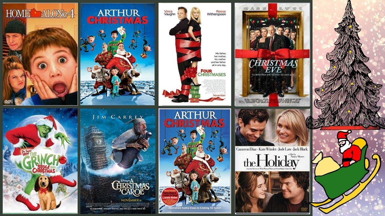 35 best christmas movies 2000 2017 list of great xmas films - The Best Christmas Movies