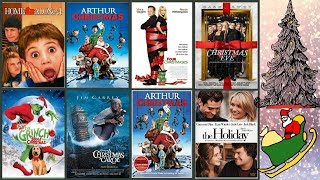 Gambar cover 35 Best Christmas movies (2000-2017) – list of great Xmas films