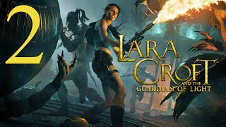 Lara Croft Guardian of Light (Part 2 of 3) Solo Playthrough Gameplay - Tomb Raider